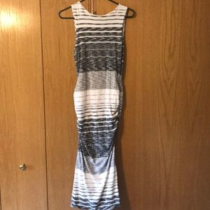 Athleta Striped Dress